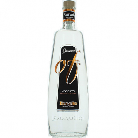 Grappa Bonollo OF Moscato 0,7