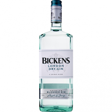 Gin Bickens London Dry 1,0