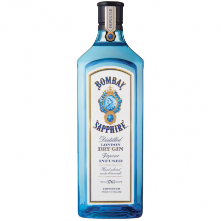 Gin Bombay Sapphire London Dry 1,0