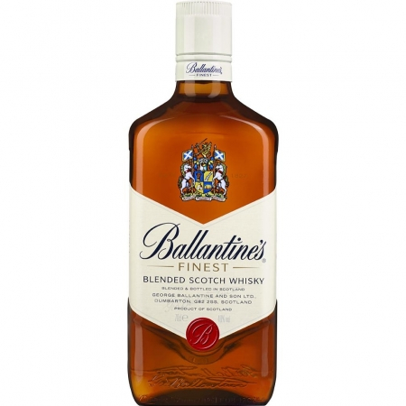 Whisky Ballantine's Finest 1,0
