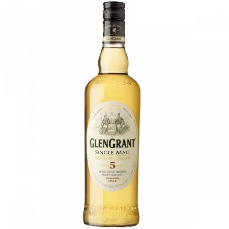 Whisky Glen Grant Single Malt 5 y.o. 1,0
