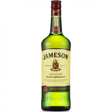 Whisky Jameson Irish 1,0