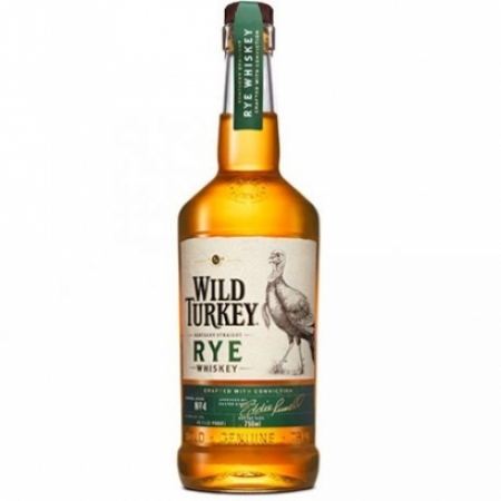 Whiskey Wild Turkey Rye 0,7
