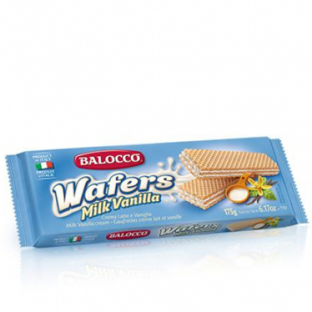 Balocco Wafers Latte Gr.175